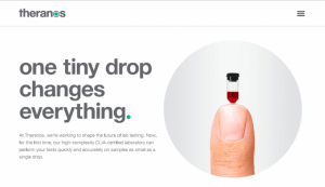 "The ""one tiny drop"" line is no longer on their web site."