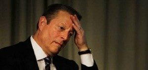 Al Gore is probably hoping everyone forgot about yet another failed Doomsday prediction of his