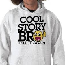 An ill-fitting and generic hoodie like this does not