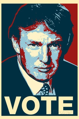 donald-trump-vote-art-poster