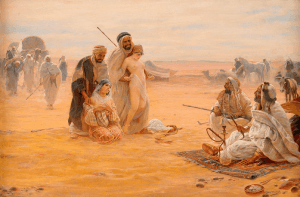 scene-from-a-muslim-slave-market-of-white-women2-otto-pilny