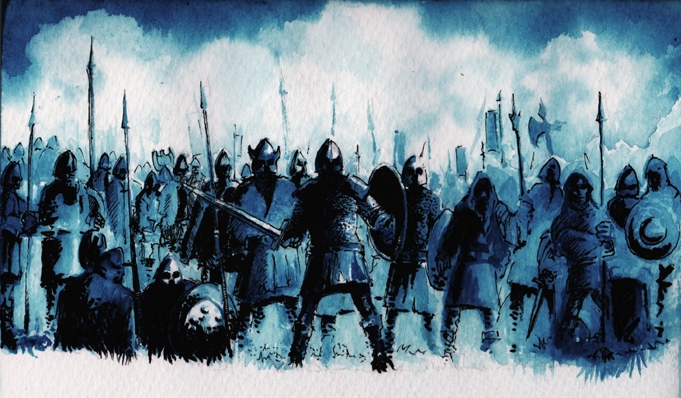 the vikings attack on europe The wrath of the northmen: the vikings and their but then there were two further waves of attack the vikings were not entirely forgotten after world.