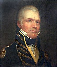 "William Eaton was appointed ""General and Commander in Chief"" for the fight against Tripoli."