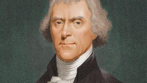 Thomas Jefferson supported building a strong U.S. Navy