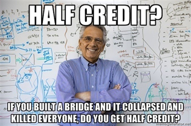 engineering professor meme -#main