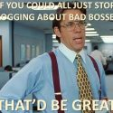 8 Reasons You Have A Crappy Boss