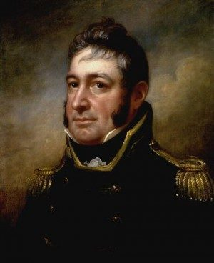 Captain William Bainbridge would serve in both Barbary Pirate Wars.