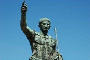 Will a Caesar come along and smash the rotten edifice of democracy this century? Spengler thought so