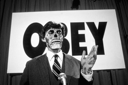 They Live (1988)  was another film decades ahead of its time