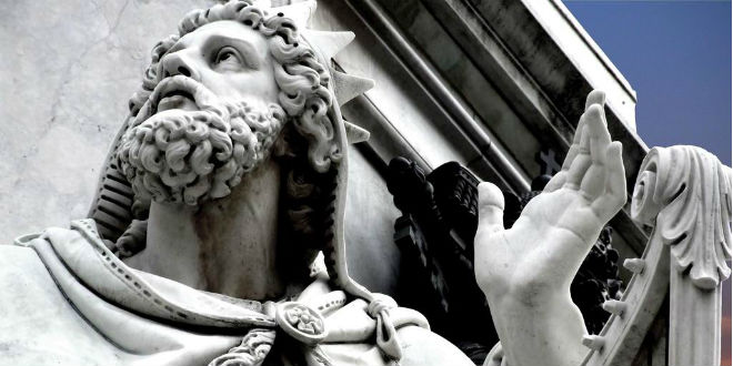 an examination of the three david statues in italy Learn this and more basic facts about david, one of the most famous statues in the world basic facts about the david in florence, italy.