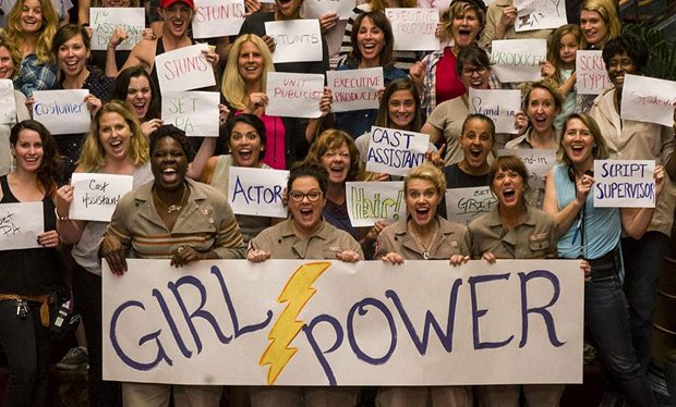 The girl power to ruin a great movie franchise