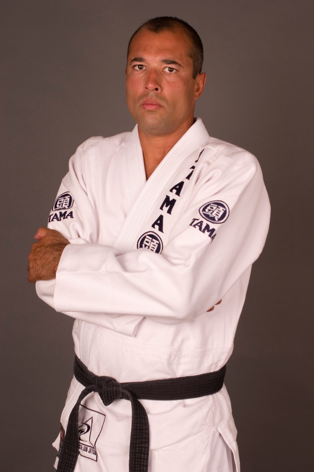 Royce Gracie - the man who would represent Gracie Jiu Jitsu in UFC 1