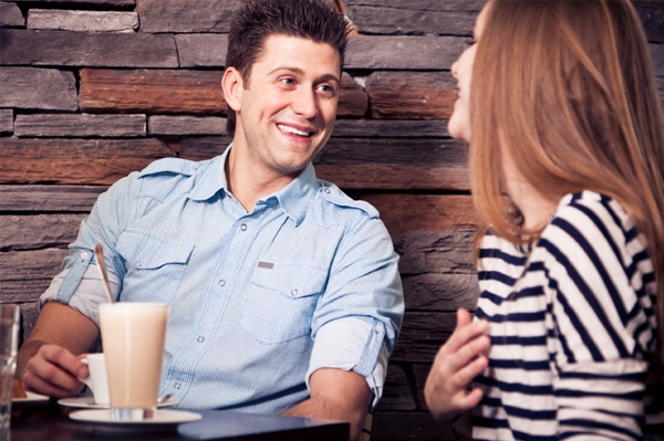 Image result for flirting in coffee shops