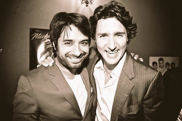 Gomeshi and Trudeau, cannibalized by their feminist allies.
