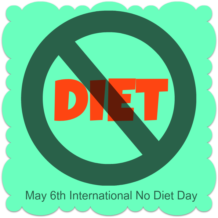 no diet logo