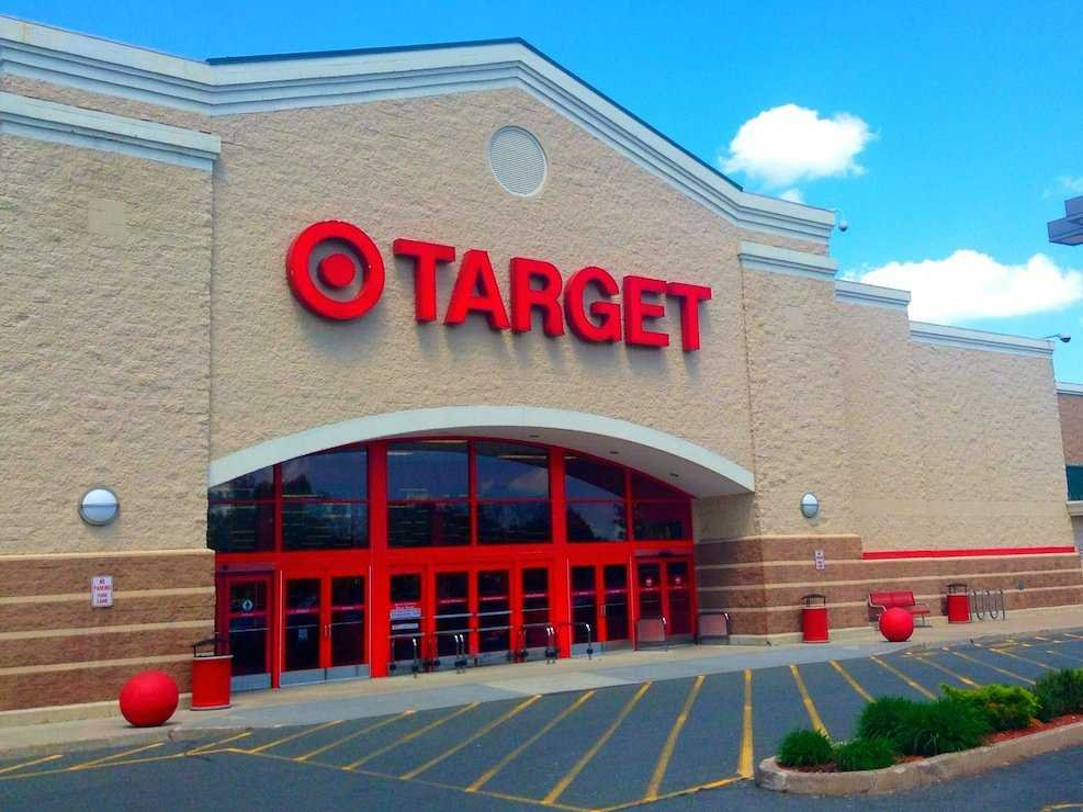 Target Announces Today That Transgenders Can Use Any ...  |Target Store Restroom