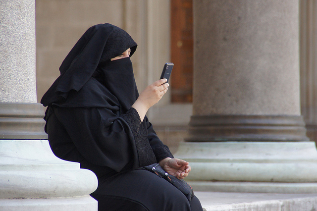 Image result for woman in burqa