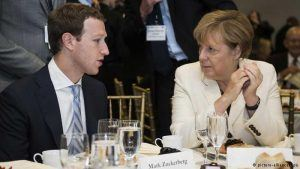 Merkel has already warned Zuckerberg: She does not like criticism of her policies from the rabble (us)