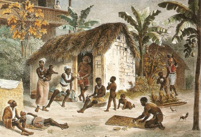 Slavery was more of a part of Brazil's economy than the U.S.