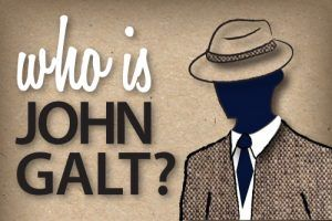 Who is John Galt? Why, I'm John Galt