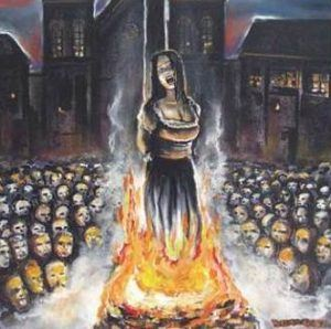 Unlike the past, today's witch burnings are only conducted against subjects with penises