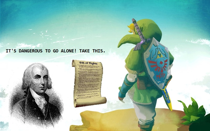 bill of rights zelda