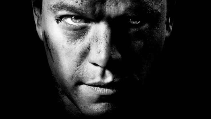 Jason Bourne: scrappy, bruised, damaged. But what's on the inside?