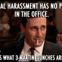 What To Do If You're Accused Of Sexual Harassment At Work