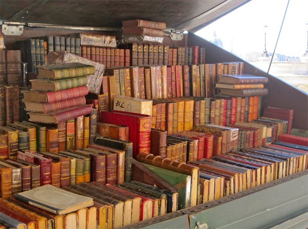 To a bibliophile this looks like a treasure trove. Is it?