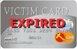 Attention feminists and other leftists: Your victim card is about to expire