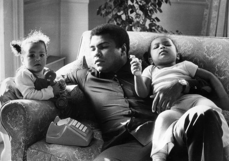 """It ain't sad because I want my child to look like me, every intelligent person wants their child to look like them, I'm sad because I want to blot out my race and lose my identity?"" Muhammad Ali"