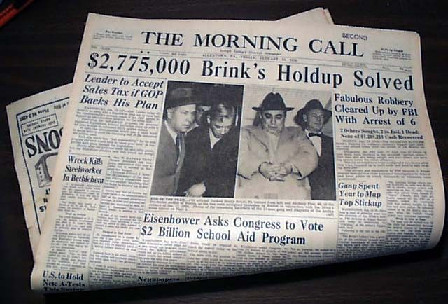 Agribank: How One Of The Most Successful Armed Robberies In History