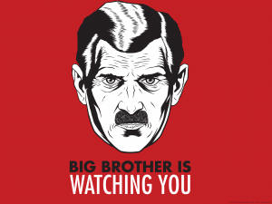 Orwell's Big Brother idea never could have imagined the insidious nature of today's information technology