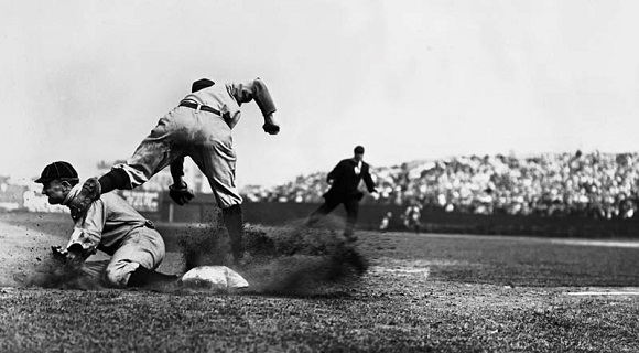ty-cobb-stealing-third-base-conlon