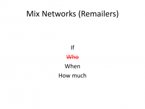 mix-networks