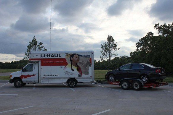 10 Things I Learned From Driving A Moving Trailer Cross