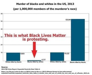 Statistics about black crime