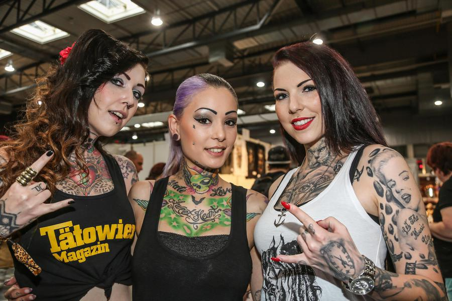 2014.06.13 Dortmund Tattooconvention