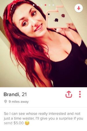 Tinder bitches