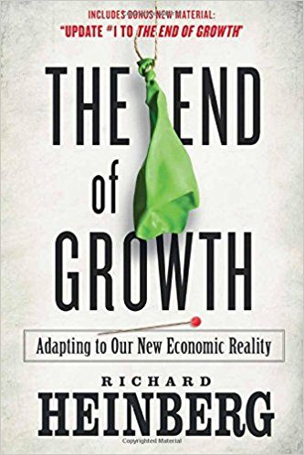 end of growth - The 5 Stages Of The Voodoo Economy