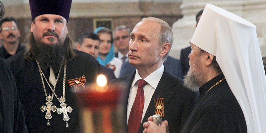 The Orthodox Church Is The Answer To Reviving Christianity In Europe