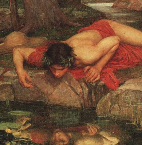Narcissus mirror