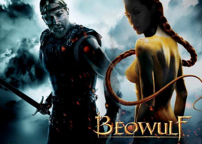 the scenes of heroism in the epic of beowulf Epic conventions are features that are found in multiple epics and are therefore considered to characterize the genre in this lesson, learn about.