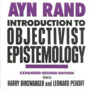 An introduction to the objectivist ethics