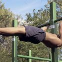 How To Complete The Front Lever Maneuver