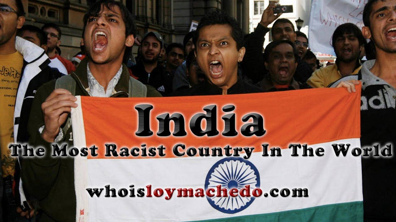racism in india We all know that whether we like it or not, india as a country is divided on the lines of colour, religion, caste and gender with the advent of.