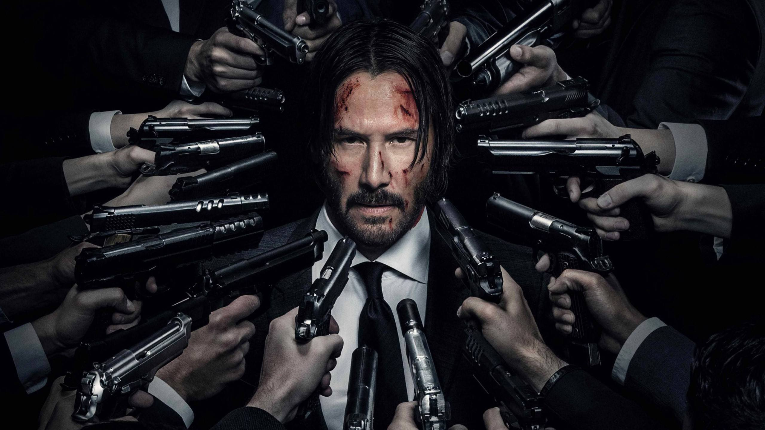 The John Wick Film Series Is A Modern Magnum Opus Of Red