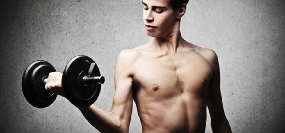 how to build muscle as skinny guy