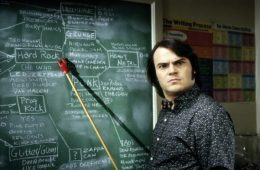 school of rock diagram