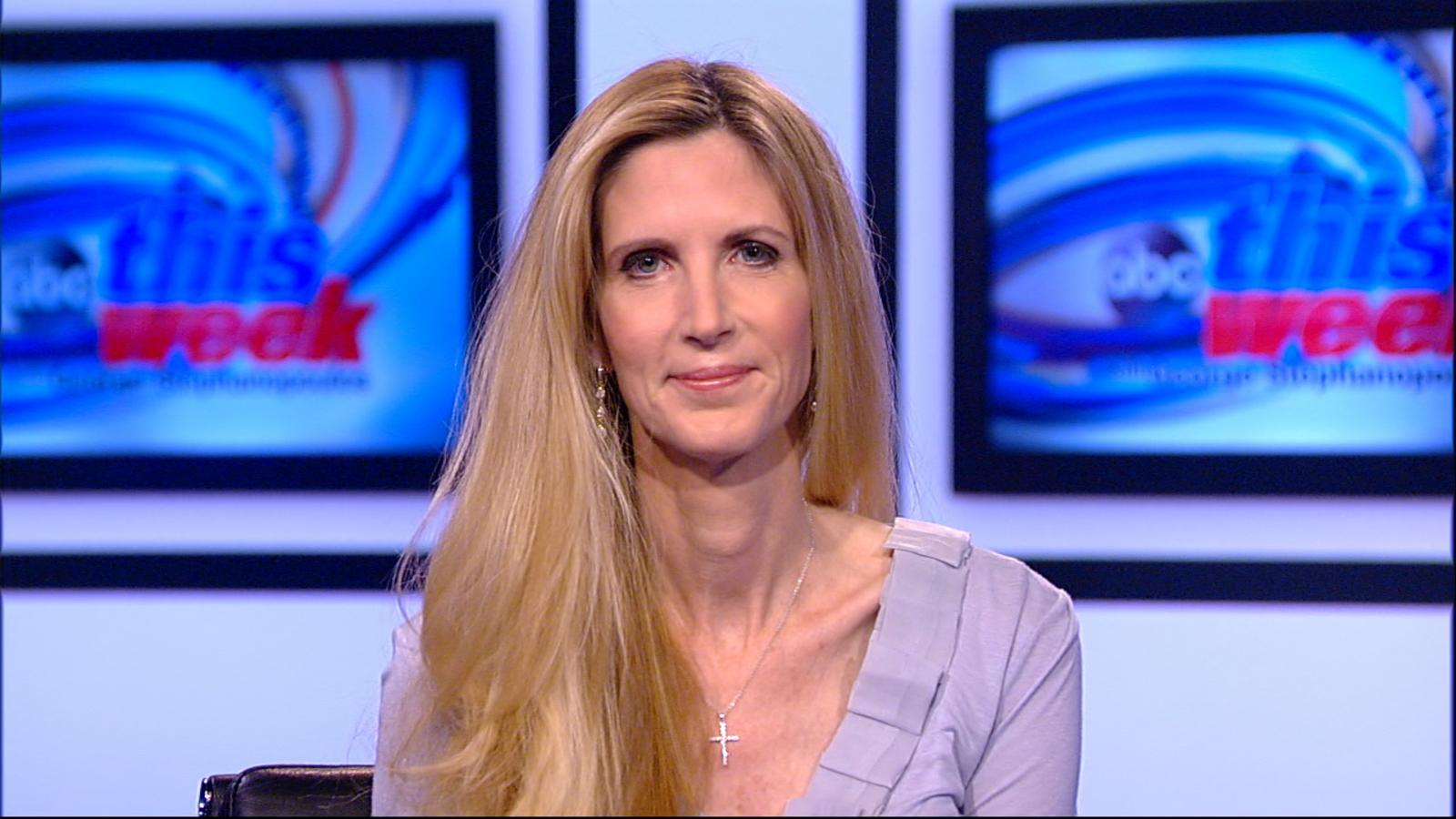 Ann Coulter Reveals That She Is Experiencing Pain As A Childless